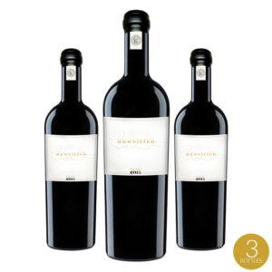 2015 Unwritten 3-Bottle Box at $150 per bottle